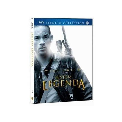 Jestem legendą (bd) premium collection