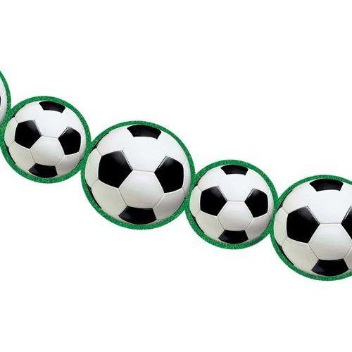 Amscan Girlanda piłka nożna - 243 x 14 cm - 1 szt.
