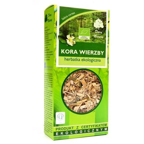 Herbata Kora Wierzby BIO 100g - Dary Natury
