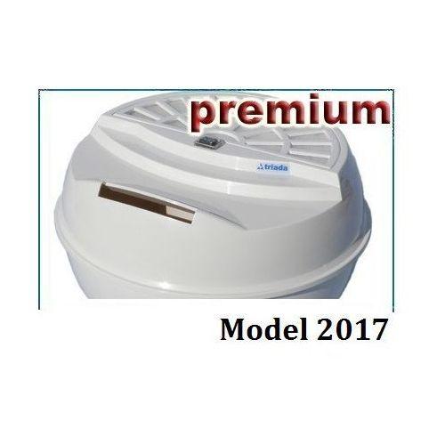 Nawilżacz powietrza Triada premium oczyszczacz, jonizator model 2017