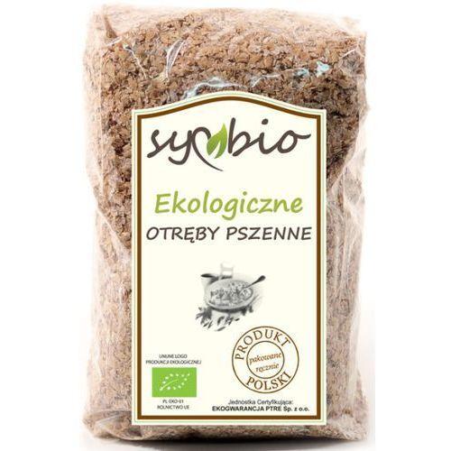 Otręby pszenne ekologiczne 250g marki Symbio