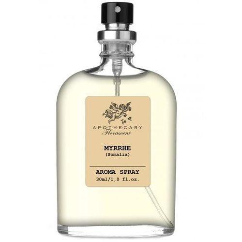 Apothecary aroma spray myrrhe (mirra) 30 ml marki Florascent duftmanufaktur