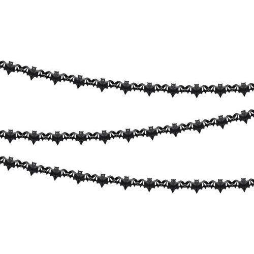 Party deco Girlanda bibułowa nietoperze - 400 cm - 1 szt. (5900779106055)