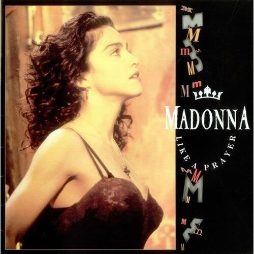 Like a prayer - madonna (płyta winylowa) marki Warner music / rhino