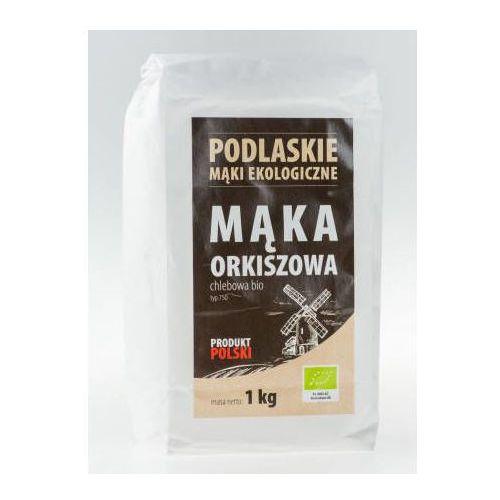 Mąka orkiszowa chlebowa bio typ 750 1kg marki Biolife sp. z o.o.
