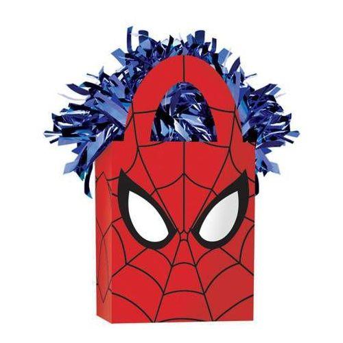Obciążnik ciężarek do balonów napełnionych helem - Spiderman - 156 g.
