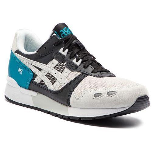 Sneakersy - tiger gel-lyte 1191a023 teal blue/glacier grey 401 marki Asics