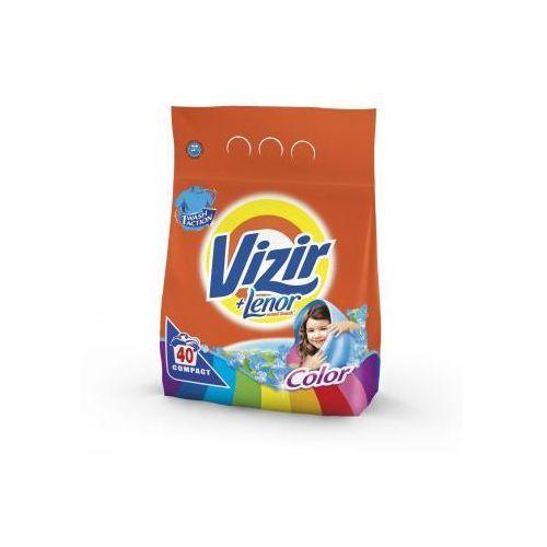 Vizir Touch of Lenor Color Proszek do prania kolorowego 2.8kg (40 prań) (proszek do prania ubrań)