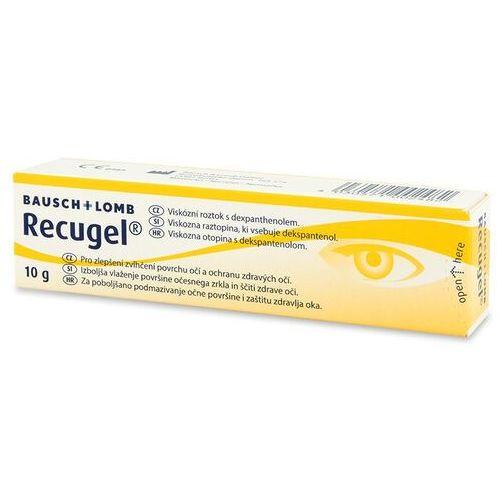 żel do oczu Recugel 10 g