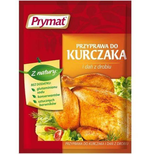 Prymat Przyprawa do kurczaka i dań z drobiu 30 g (5901135000321)