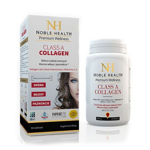 Collagen, kolagen - zdrowa skóra, włosy, paznokcie, kości oraz stawy