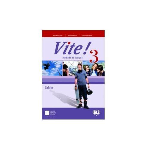 Vite! 3. Ćwiczenia + CD (9788853606105)