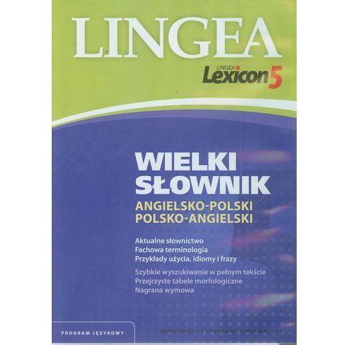 Wielki słownik angielsko-polski polsko-angielski (CD ROM), praca zbiorowa