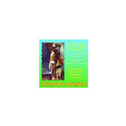 Różni wykonawcy Tajemnica szczęścia - cd + książka