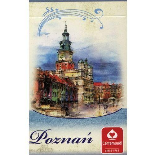 Karty Poznań Akwarele 55 listków - DARMOWA DOSTAWA OD 199 ZŁ!!!