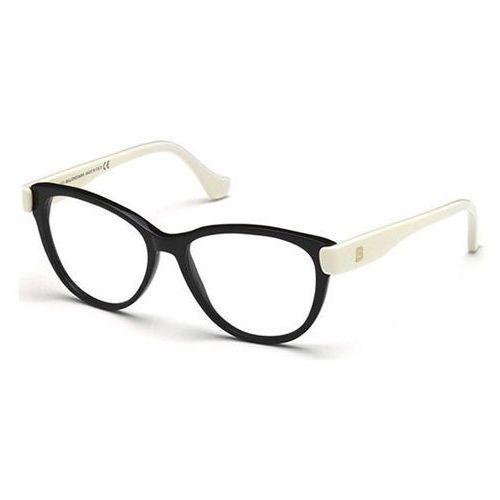 Balenciaga Okulary korekcyjne ba5004 005