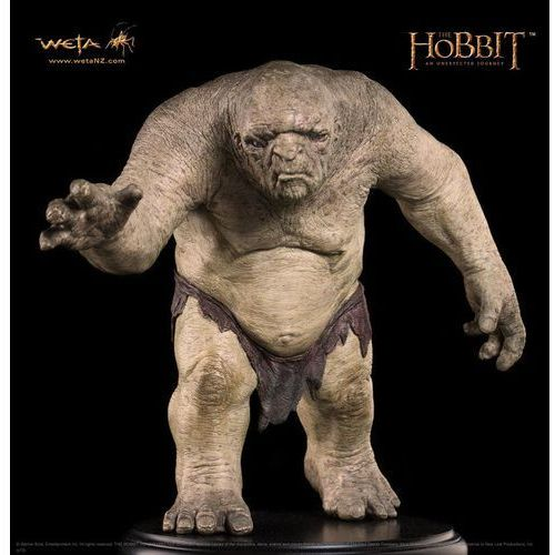 Figurka hobbit - william the troll - weta (wetahtw) marki Weta workshop