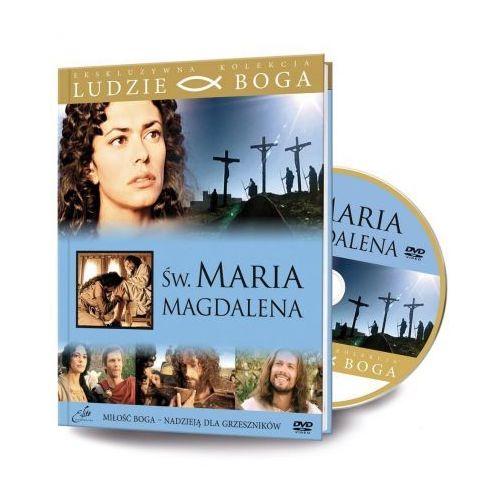 Rafael Ludzie boga. święta maria magdalena dvd + książka (9788366126015)