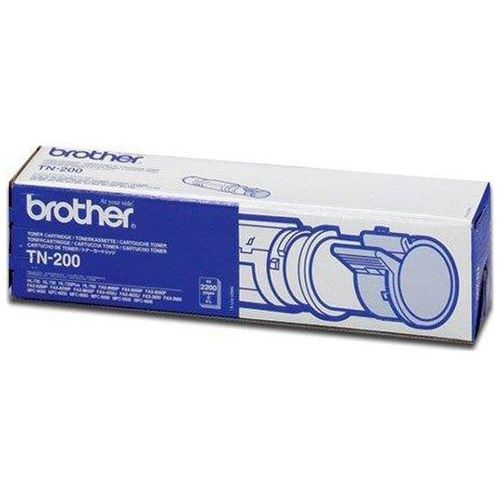 Wyprzedaż Oryginał Toner Brother TN-200 do HL-700/720/730/730DX/730Plus/760/760Plus, Fax-8000P/8050P/8060P/8200P/8650P, Intellifax 2550 ML, MFC-9050/9060MFP, 2200 stron