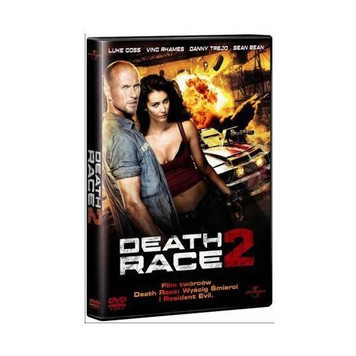 Tim film studio Death race 2 - tony giglio