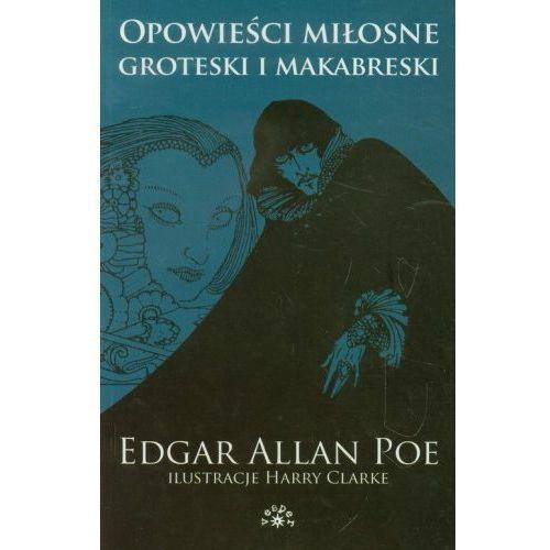 Opowieści miłosne groteski i makabreski Tom 1 [Poe Edgar Allan], Vesper