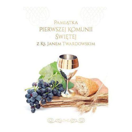 Pamiątka i komunii świętej z ks. janem twardowskim marki Praca zbiorowa