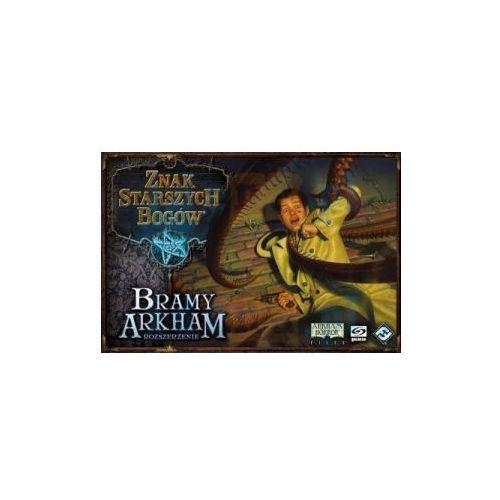 Znak starszych bogów: bramy arkham. dodatek do gry planszowej marki Galakta