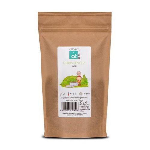 china sencha - uzupełnienie marki Albert tea