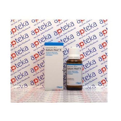 HEEL Galium-Heel krople 30 ml - stosowany w obniżonej odporności organizmu Kurier: 13.75, odbiór osobisty: GRATIS! (Homeopatia)