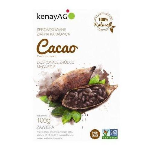 Kenay ag Cacao - sproszkowane ziarno 100g (5900672150537)