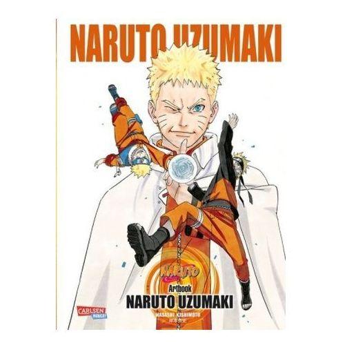 Uzumaki Naruto, Artbook. Bd.3
