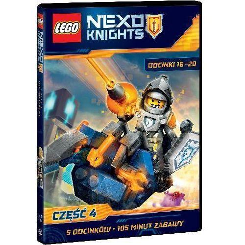 Film lego® nexo knights część 4 marki Galapagos