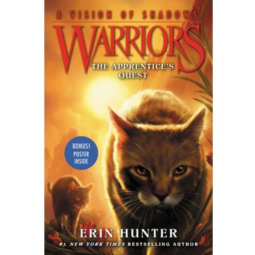 Warriors: A Vision of Shadows #1: the Apprentice's Quest (9780062386373)