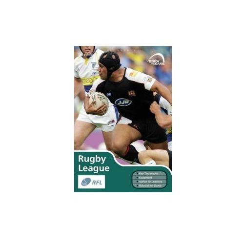 Rugby League (9780713683769)