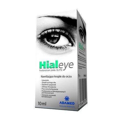 HIALEYE hialuronian sodu 0,2% krople do oczu 10 ml (8032668870253)