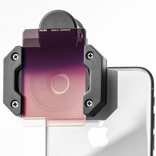 Zestaw filtrów do smartfona NiSi Prosories P1