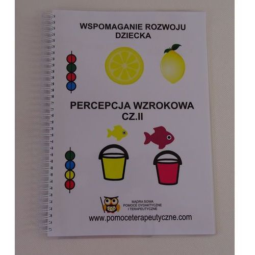 Percepcja wzrokowa cz. II (9788365702142)