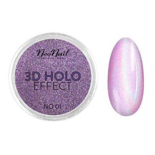 Neonail pyłek 3d holo effect no1 2g (5903274037305)