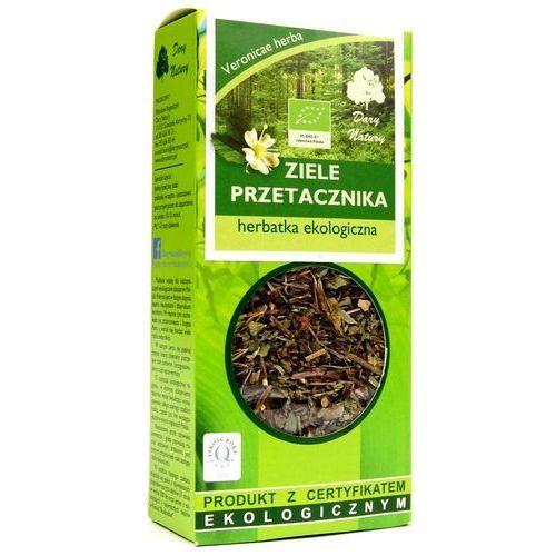 Dary natury Herbatka ekologiczna ziele przetacznika - 50 g / certyfikat ekologiczny (5902741004734)