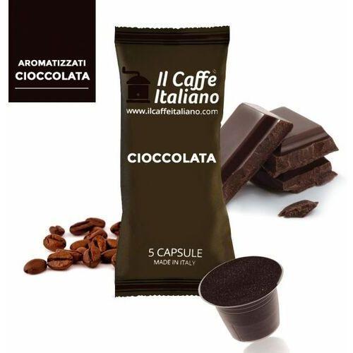 Ciocolato (kawa aromatyzowana) kapsułki do nespresso – 50 kapsułek marki Nespresso kapsułki