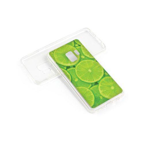 etuo Foto Case - Samsung Galaxy S9 Plus - etui na telefon Foto Case - limonki, ETSM672FOTOFT055000
