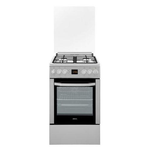 Beko CSM52325D - produkt z kat. kuchnie gazowo-elektryczne