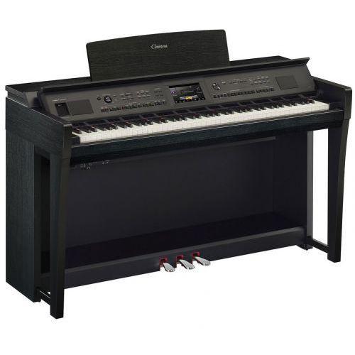 Yamaha CVP 805 B Clavinova pianino cyfrowe (kolor: czarny)