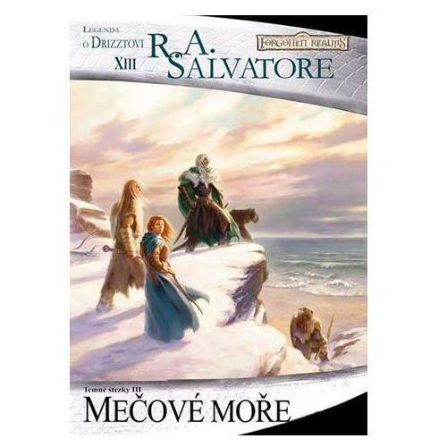 Temné stezky 3: Mečové moře, Robert Salvatore