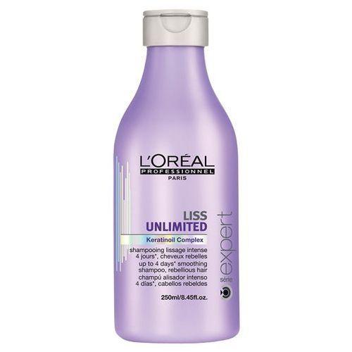 L'oreal Loreal expert liss unlimited szampon wygładzający 250 ml - blisko 700 punktów odbioru w całej polsce! szybka dostawa! atrakcyjne raty! dostawa w 2h - warszawa poznań
