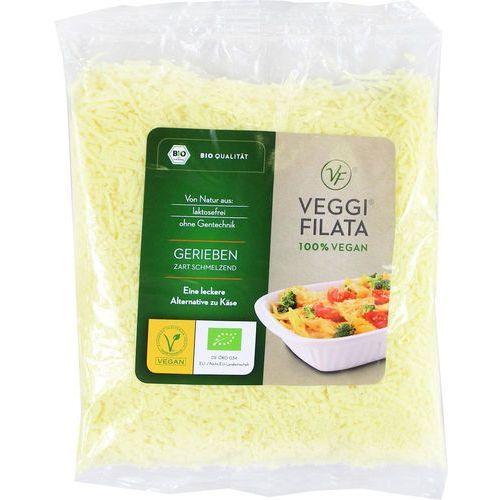 Produkt wegański a la ser tarty (2mm) bio 200 g - veggie filata marki Veggie filata (sery wegańskie)