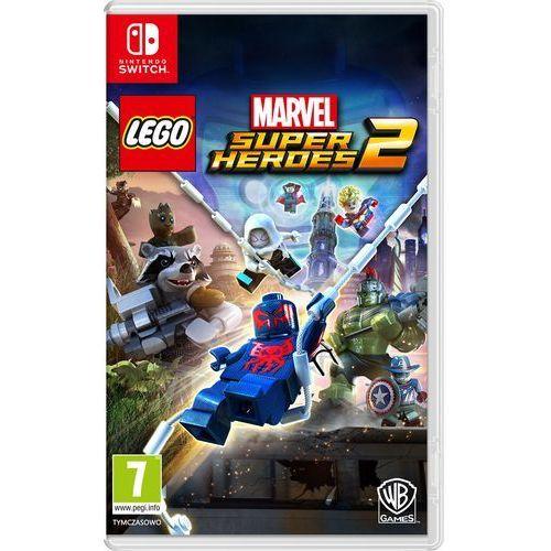 Gra nintendo switch lego marvel super heroes 2 marki Cenega