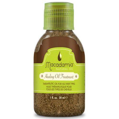 MACADAMIA PROFESSIONAL Natural Oil Healing Oil Treatment naturalny olejek do wlosow 30ml z kategorii Odżywianie włosów