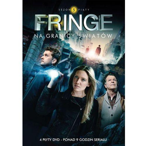 Alex graves Fringe, sezon 5 (4xdvd) -