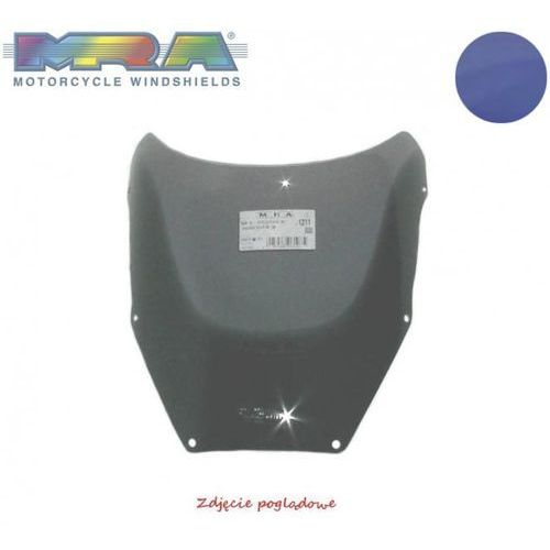 Szyba MRA SUZUKI GSXR600 / 750 2004- forma - S3 (niebieska)